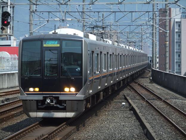 学研都市・東西線区間快速321系 D16編成