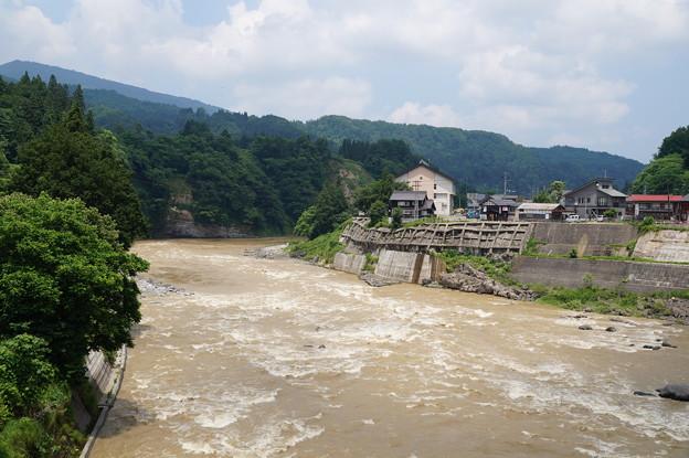 千曲川から信濃川へ