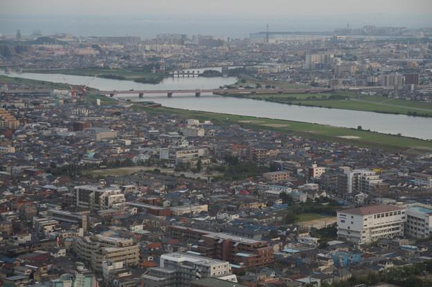 Photos: 市川から行徳・浦安方面