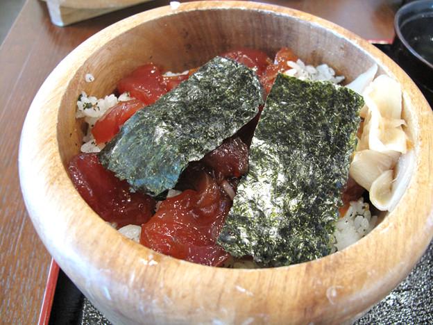 写真: IMG_9641 手こね寿司