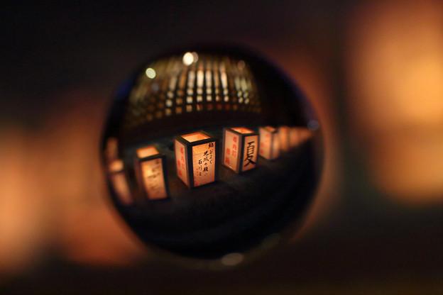 Photos: 寺内街燈路08