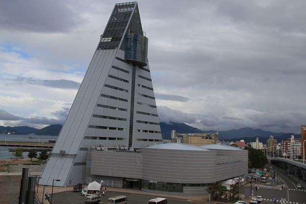青森県観光物産館 アスパム -3-