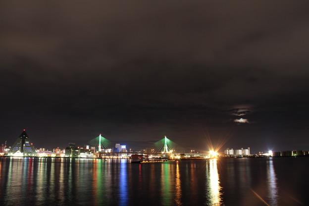 青森港 -15- 夜景