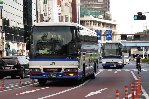 Photos: 夕方近くの王子駅前にて…
