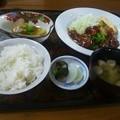 20111115「日替り定食」500円