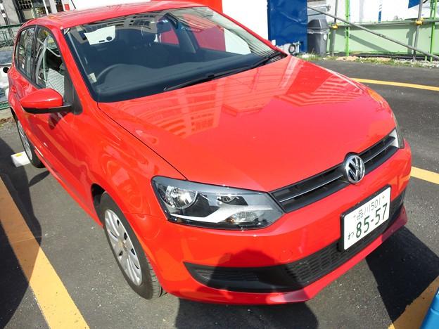 VW ポロ 1.2TSI @カーシェア