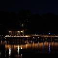 浮見堂の夜景