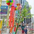Photos: 駅前の七夕まつり
