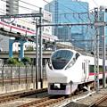 Photos: 常磐特急とモノレール