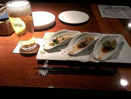 広島・ライオン〜広島産カキ