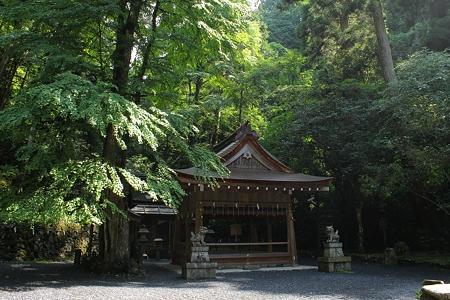 貴船神社奥宮2
