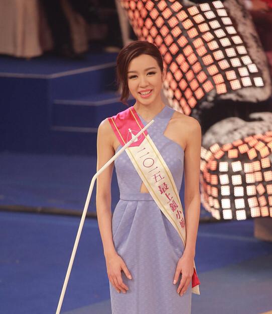 2015ミス香港 今年のミスは・・・(笑) 今日の大陸小姐 9-23 (5)