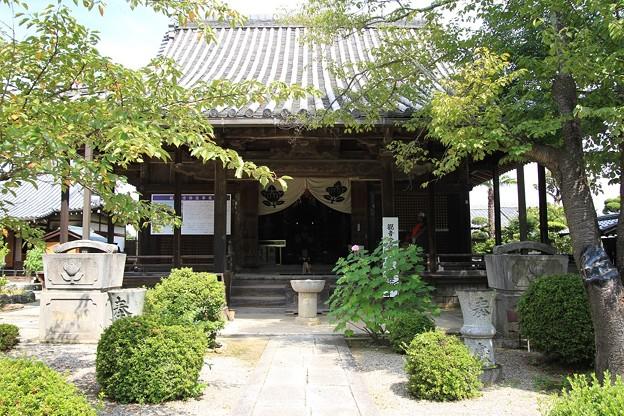 IMG_2623橘寺(仏頭山上宮皇院菩提寺)・経蔵