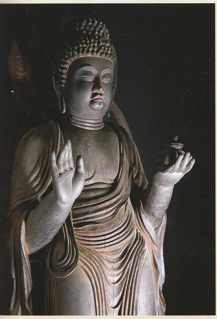写真: IMG_NEW_0008神護寺 薬師如来立像