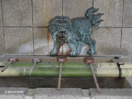 難波八坂神社P5310908