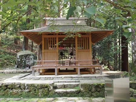 室生寺 天神社拝殿 P9210032