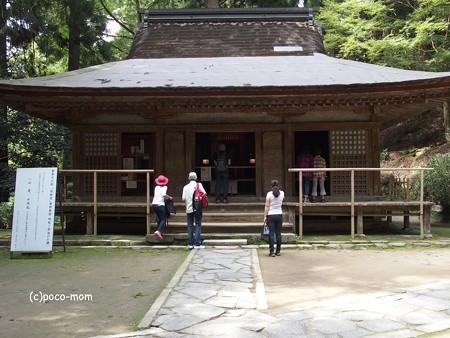 室生寺 弥勒堂 P9210039