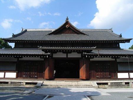 京都市武道センター旧武徳殿