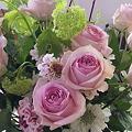 Photos: 花問屋さんからお花が届きました。すごいきれいvバレンタインじゃなく...