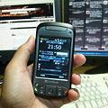 写真: Windows Phone X01HT