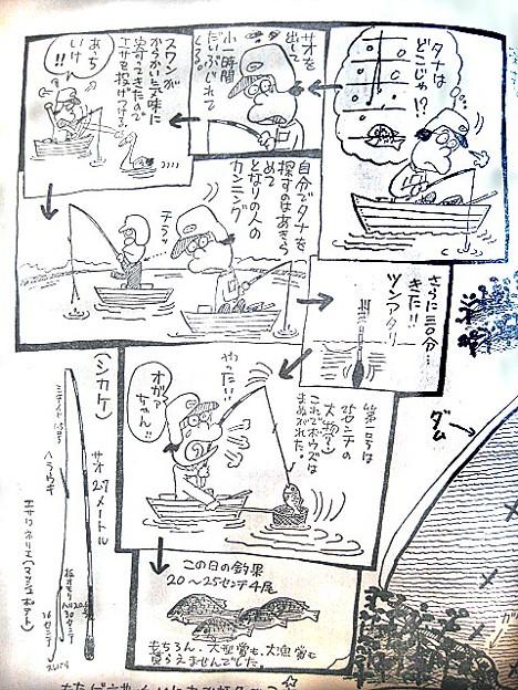Photos: 宮沢湖のヘラブナ釣り