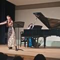 ヘス作曲 ヴァイオリンとピアノのためのファンタジー/復興支援コンサート・本番