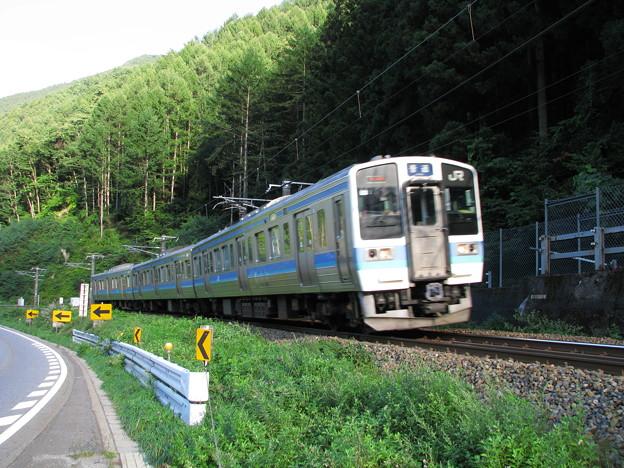 Photos: 贄川~木曽平沢