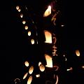 徳満寺 地蔵まつり 竹灯篭4