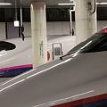 上野駅 新幹線ホーム