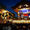 写真: 布川神社臨時大祭二日目 山車の競演