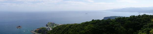 写真: 石狩湾