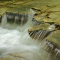 赤川の堆積岩