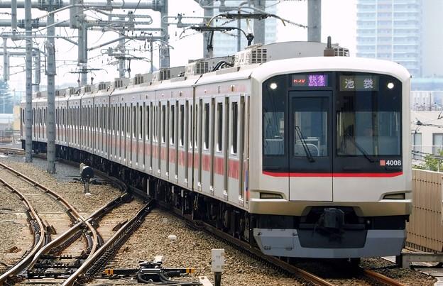 Photos: 東急5050系4108F(1712レ)快速急行SI01池袋