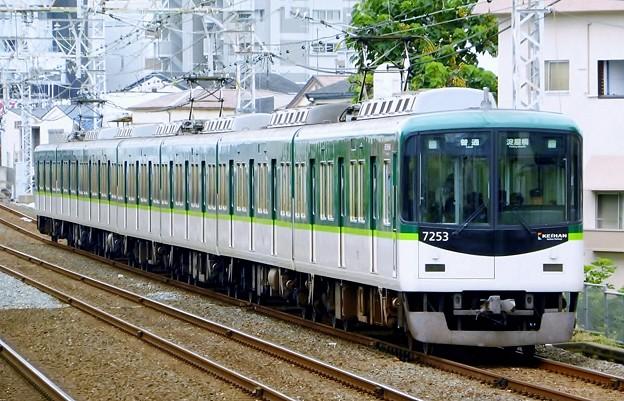 7200系7203F(Q0701A)普通KH01淀屋橋