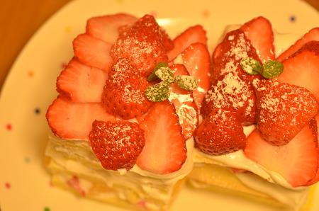 苺♪いちごったら苺♪・・・。