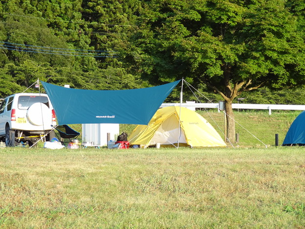 20150808_07 辰ノ口親水公園キャンプ?