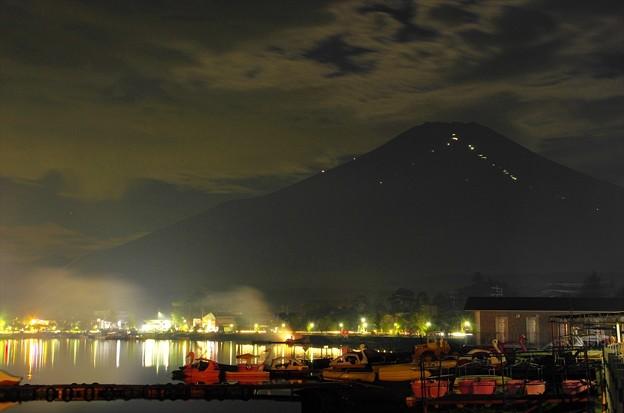 2015富士山麓・夏68「山中湖」人