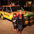 Photos: 062 ジュラシックパークの車