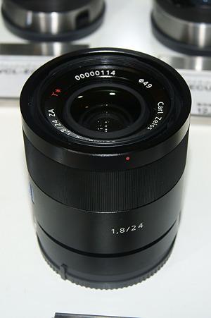 24mm F1.8ZA Sonnar
