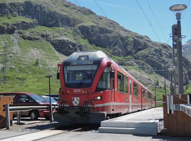 レーティッシュ鉄道ベルニナ線