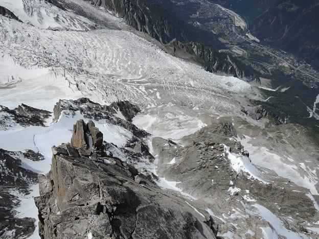ボソン氷河