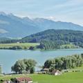 Photos: グリュイエール湖