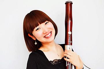 白澤春菜 ( 白沢春菜 ) しらさわはるな ファゴット奏者     Haruna Shirasawa