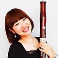 写真: 白澤春菜 ( 白沢春菜 ) しらさわはるな ファゴット奏者     Haruna Shirasawa