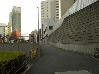 名光坂(歩道)