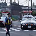 Photos: 交通規制
