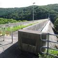 写真: 新保川ダム