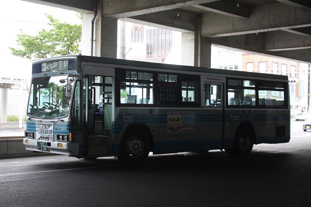 関鉄グリーンバス G025
