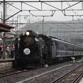 Photos: SLふくしまDC号 福島入線