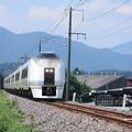Photos: 651系K105編成 9741M 集約臨時列車 (4)